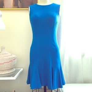 DVF Fit n Flare Summer Dress